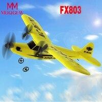 צעצוע מטוס RC Skysurfer RTF צעצועי מטוסי דאון 2CH 2.4 גרם צעצועי מטוס שלט רדיו נשלט aeromodelo תחביב דאון