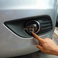 July King Front Bumper Bifocal Lens Fog Lamp Assembly case for Opel Astra Zafira Antara Dacia Duster Dokker Lodgy Logan Sandero