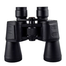 купить Panda Binoculars Professional prismatic 10x50 bak4 for Hunting Fishing Telescope High Quality Eyepiece Lens Spotting Scope по цене 2426.79 рублей