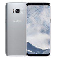 Samsung-teléfono inteligente Galaxy S8 desbloqueado, versión europea, 4G LTE, 64GB, 5,8 pulgadas, 12MP, Envío Gratis