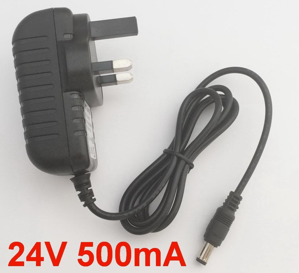 Power Adapter AC//DC 100V-240V Converter Power Supply 4.5V 500mA 0.5A