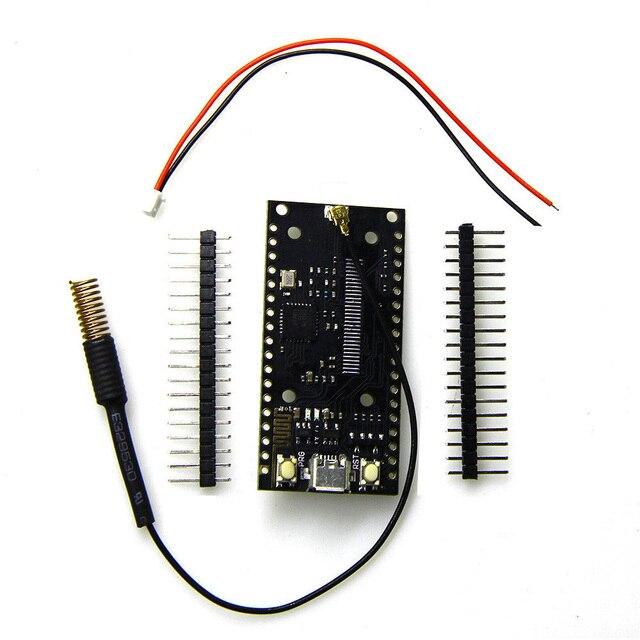 SX1278 LoRa ESP32 Bluetooth WI-FI Lora Internet Antena Placa de Desenvolvimento for Arduino TTGO