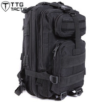 Tactical Military Army Swat Combat Backpack Falcon II Backpack For Mountaineering Backpack 3P Attack Backpack FREE