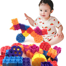 Exquisite Building Blocks Set DIY Creative Classic Brick Childrens Educational Toys Education Early