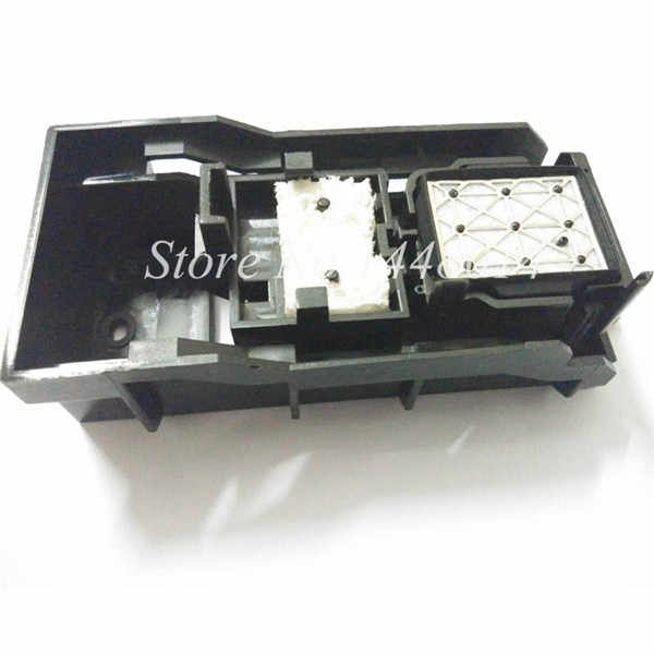 Eco-pelarut Tinta capping perakitan untuk DX5 kepala printer sebagai Mimaki JV33, JV5, JV4, JV3 Mutoh 1638,1604, 1618, RJ-900C, 1300, 1204