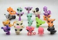 LPS Lps Toy Bag 20Pcs Pet Shop Animals Cats Kids Children Action Figures PVC LPS Toy
