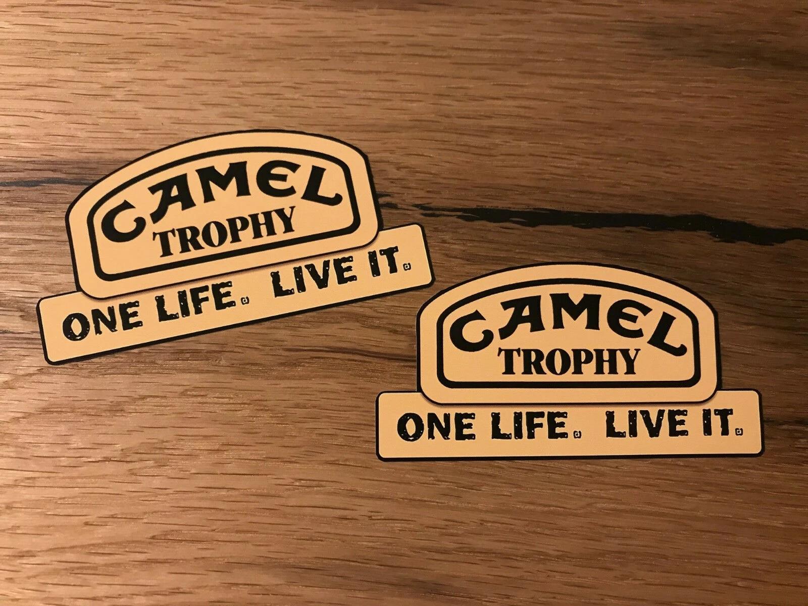 off road rally rf2 4x4 sticker suv all terrain Camel trophy stickers