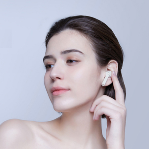 Image 2 - Original Xiaomi Air TWS Airdots Pro Earphone Bluetooth Headset Stereo ANC Switch ENC Auto Pause Tap Control Wireless Earbuds