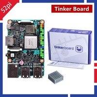 52Pi Agent! Official ASUS SBC Tinker Board RK3288 SoC 1.8GHz Quad Core CPU, 600MHz Mali T764 GPU, 2GB LPDDR3 Tinkerboard