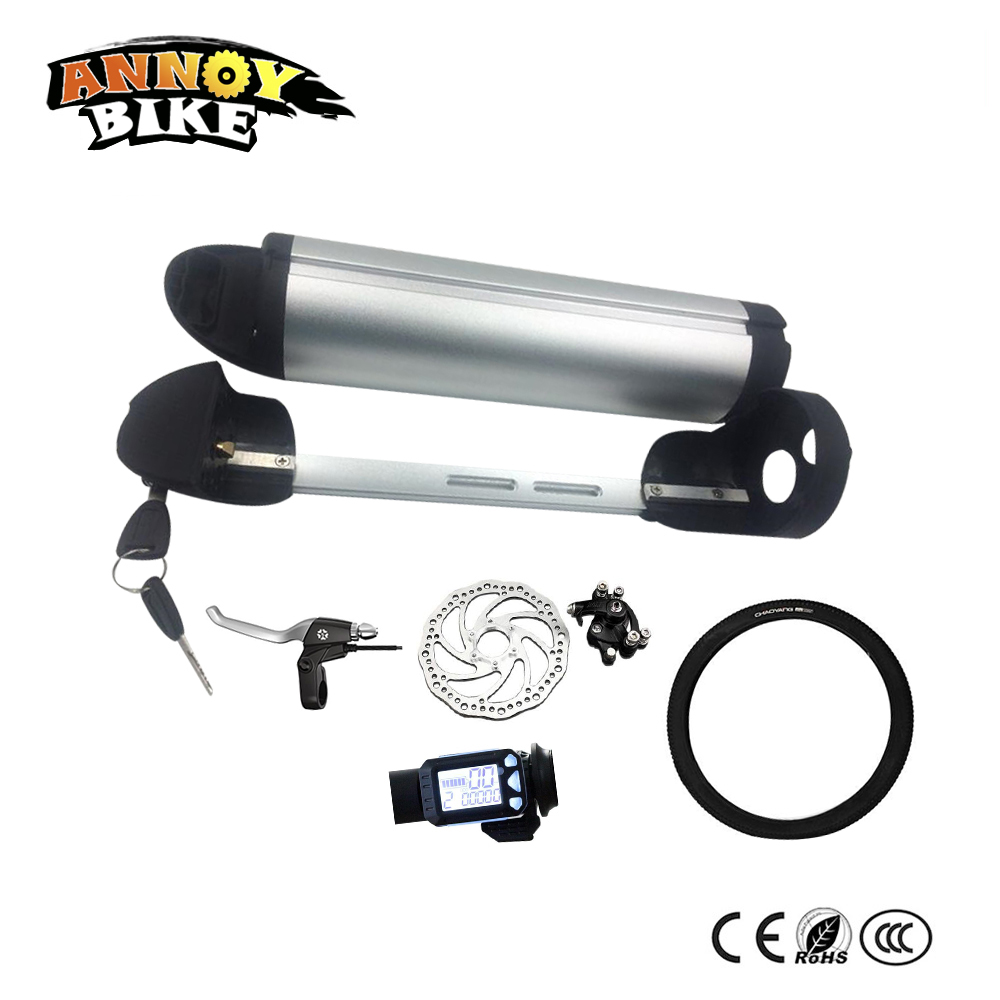 250w Electric bike kit Conversion Kit Accessories With 36v 48v 10Ah Lithium Battery free shipping 48v 15ah battery pack lithium ion motor bike electric 48v scooters with 30a bms 2a charger