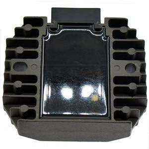 Image 3 - עבור Kawasaki ZXR400 H1 H2 1989 1990 ZXR 400 L 1991 1992 1993 KLX250SF 2009 2010 KLX250 SF אופנוע מתח רגולטור מיישר