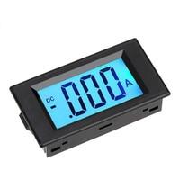 LCD liquid crystal digital display DC current meter 100A distributor shunt digital ammeter D69 50