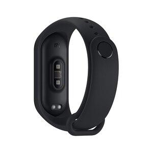 Image 4 - Original Xiaomi Mi Band 4 Smart Wristbands Miband 3 Bracelet Heart Rate Fitness Tracker Touch Screen pulsera inteligente 2019