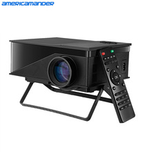 2016 New HD LED HDMI USB Video Digital Home Theater Portable HDMI USB LCD DLP Movie Pico LED Mini Projector