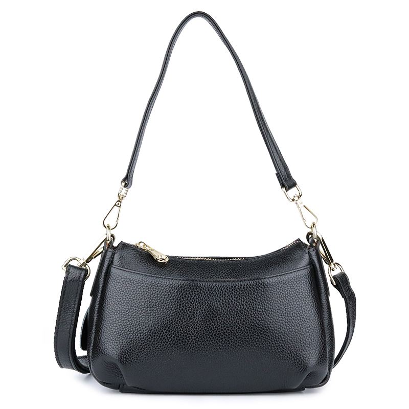 Famous Brand Designer Handbags Luxurious 100% Genuine Leather Women Bags 2019 Hot Fashion European And American Messenger Bags