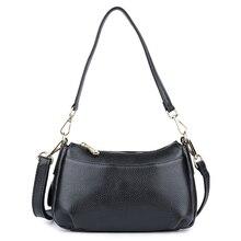 Famous Brand Designer Handbags Luxurious 100% Genuine Leather Women Bags 2019 Hot Fashion European And American Messenger Bags недорго, оригинальная цена