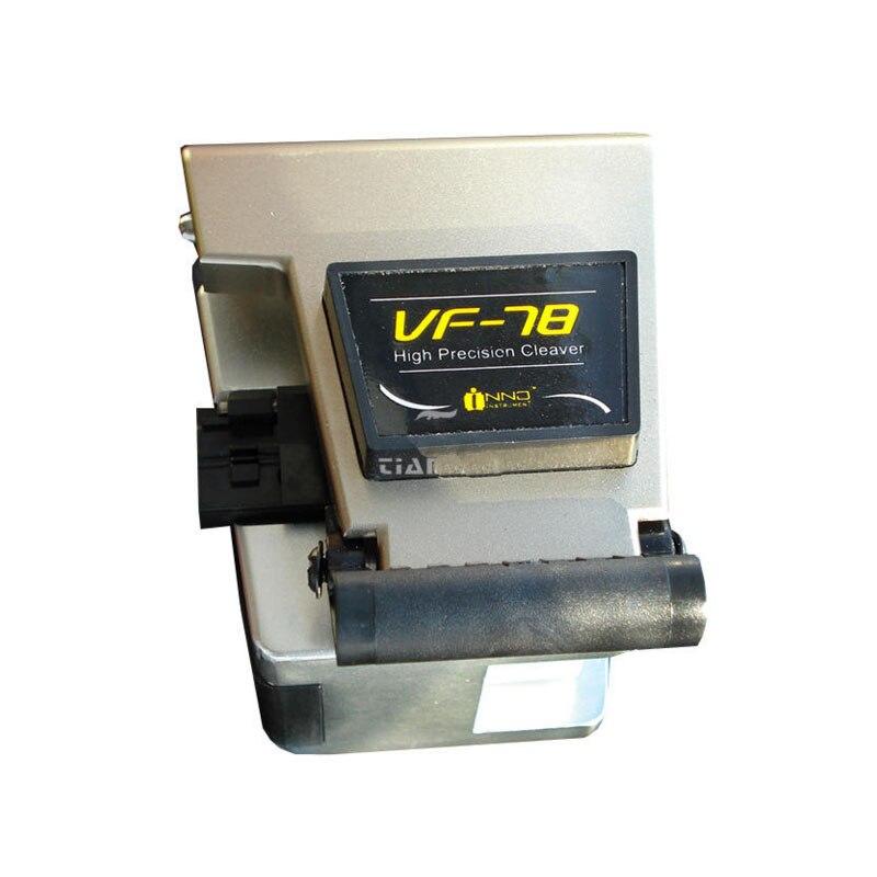 High präzision Fiber Optic Cleaver VF 78 Cleaver Klinge 12 Gesichter Schneiden positionen Mit leben 48,000 VF 78 Faser Optische cutte
