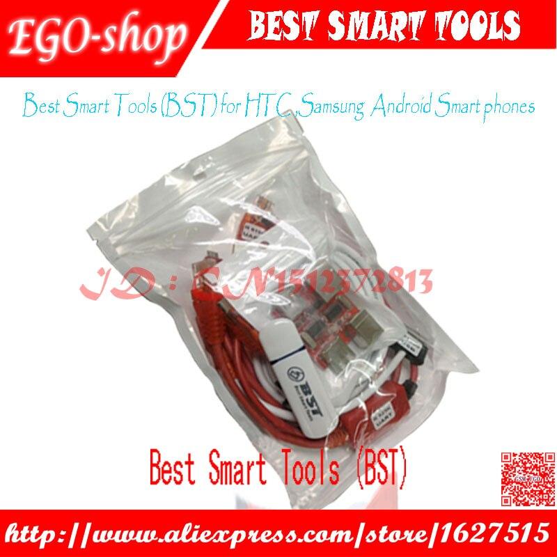 Gsmjustoncct BST dongle pour HTC SAMSUNG déverrouiller l'écran S3 S5 9300 9500 serrure réparation IMEI lire NVM/EFS RACINE date d'enregistrement