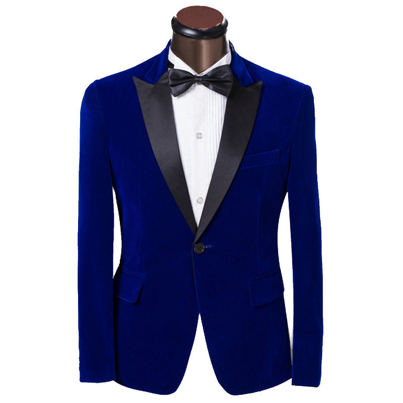 Compare Prices on Velvet Men Suit- Online Shopping/Buy Low Price ...
