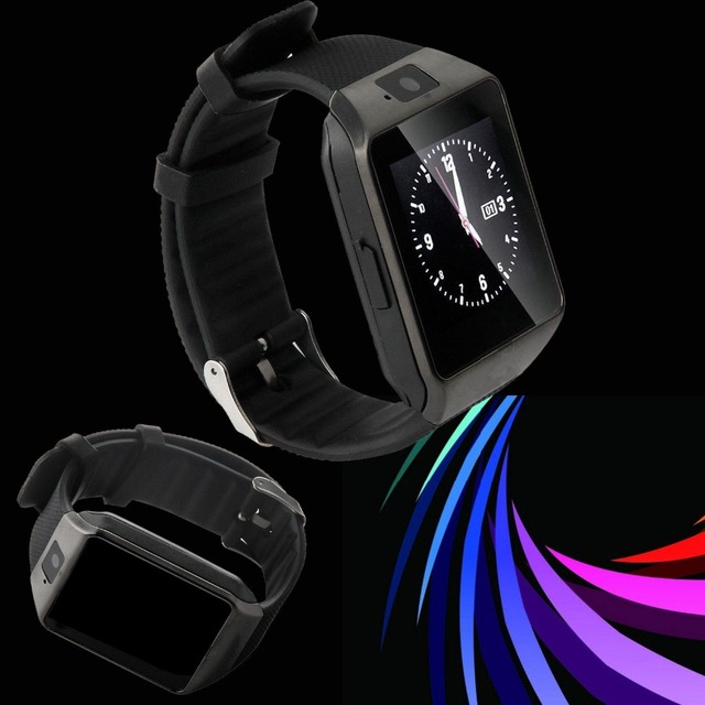 Cawono DZ09 Smart Watch Bluetooth Smartwatch Relogio TF SIM Card Camera for iPhone Samsung HTC LG HUAWEI Android Phone VS Q18 Y1