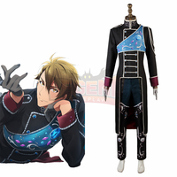 Game IDOLiSH7 TRIGER Heavenly Visitor Ryunosuke Tsunashi Cosplay Costume adult custom made all size halloween costumes