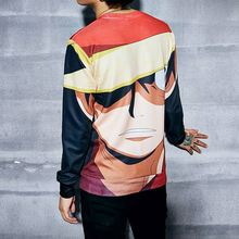 ONE PIECE Men's 3d sweatshirt