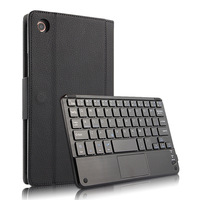 For Xiaomi Mipad 4 Plus Keyboard Case For Xiaomi Mipad4 Plus 10.1 inch Tablet Magnetically Detachable Bluetooth Case