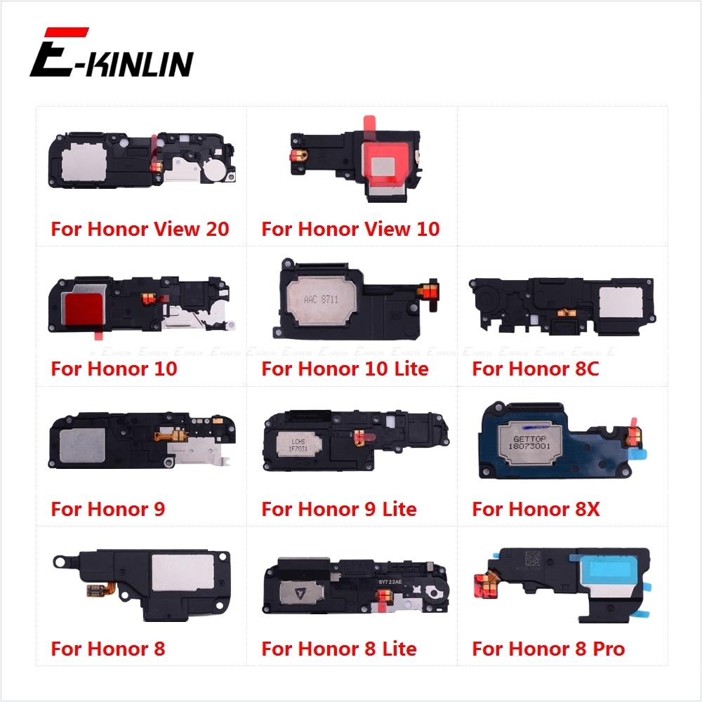 Rear Bottom Loudspeaker Buzzer Ringer Loud Speaker Flex Cable For HuaWei Honor View 20 10 9 8X 8C 8 Lite Pro