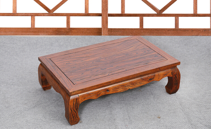 Japanese Style Furniture Solid Wood Table