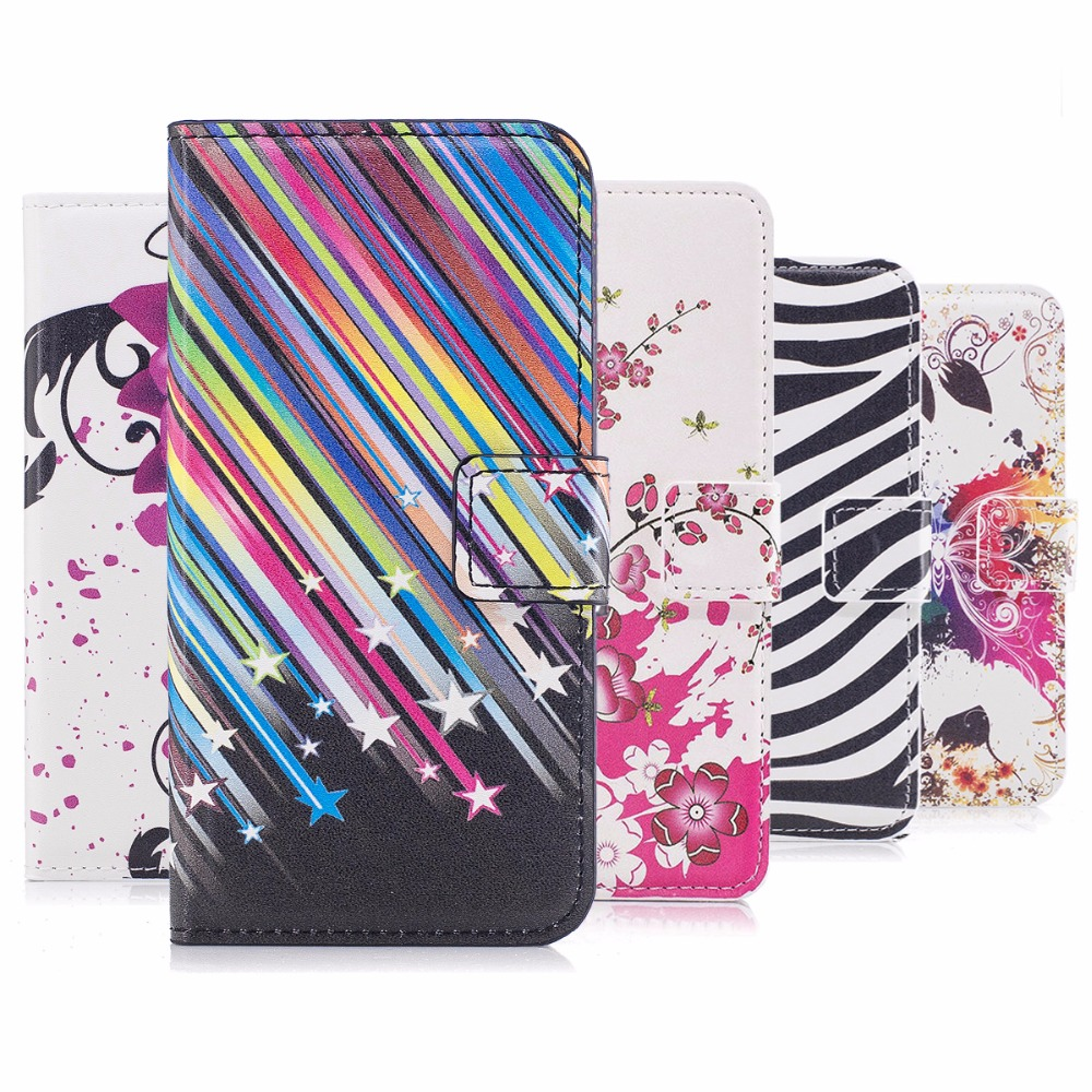 Fashion Patterned Leather Protection Cover For Apple iPhone X 10 Ten 4 4s 5 5s SE 5C 6 6S 7 8 Plus Anti-knock Cover Case