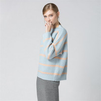 Thicken Warm Knitting Sweaters Loose Pullovers For Women Winter Casual Elastic Turtleneck Knitwear Female Jumper Tricot