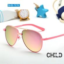 Latest girls fashionable restore ancient ways children sunglasses ultraviolet polarizing sunglasses boy's sun glasses SHSG2317
