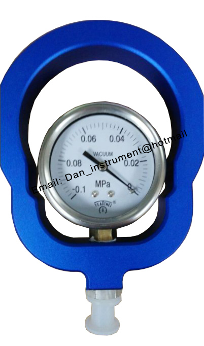 High quality portable VACUUM TEST GAUGE for Cans and Jars high quantity medicine detection type blood and marrow test slides