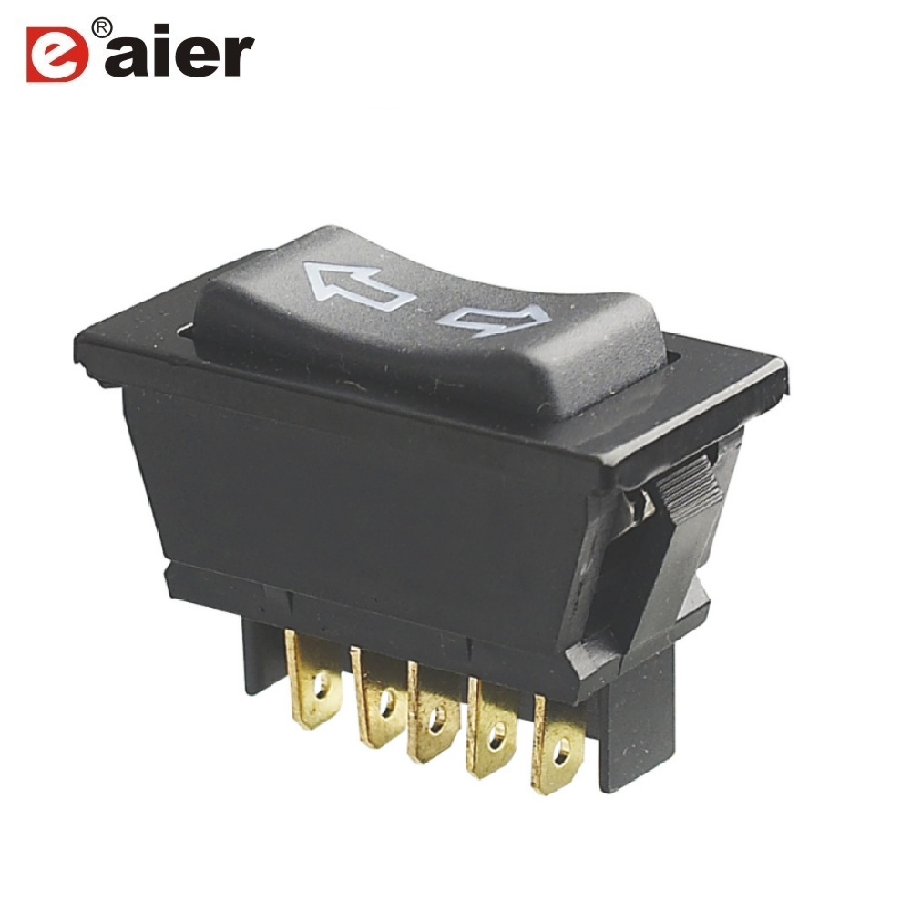 100PCS ASW 01 20A 12VDC Auto Car Power Window Switch DPDT 5Pin With LED-in Guitar Parts & Accessories from Sports & Entertainment    1