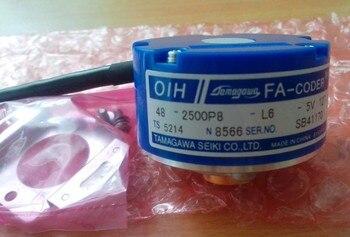 TS5214N566 encdoer OIH48-2500P8-L6-5V