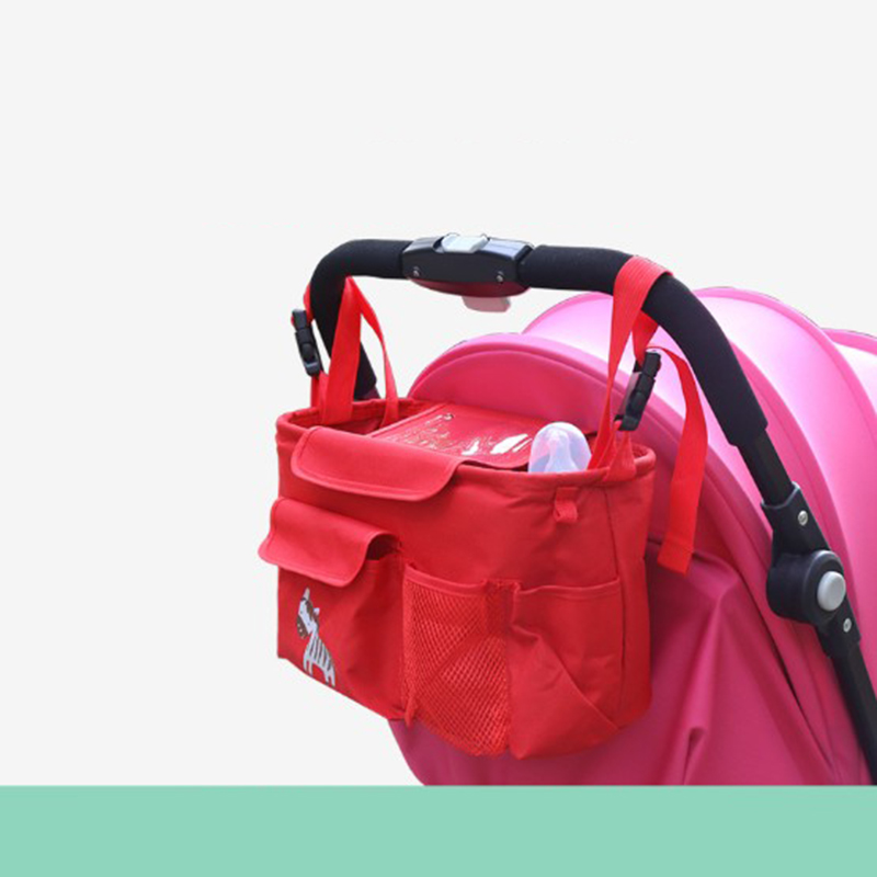 Portable Black Zebra Shape Mother Diaper Bags Oxford cloth Large Capacity Supermarket Stroller Bags Baby Napping Shoulder Bags ...