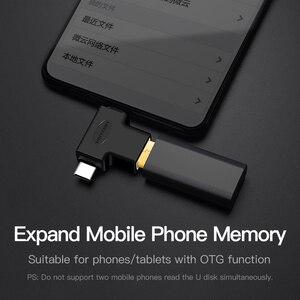 Image 5 - Chính Hãng Vention Loại C Adapter USB 3.0 OTG Cáp 2 Trong 1 Micro USB OTG Cho Xiaomi One plus Nexus 6P