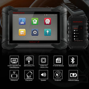 Image 2 - EUCLEIA S8 OBD2 Automotive Scanner ECU Programming and Coding Bluetooth WiFi Full System OBD Diagnostic OBDII Scan Tool