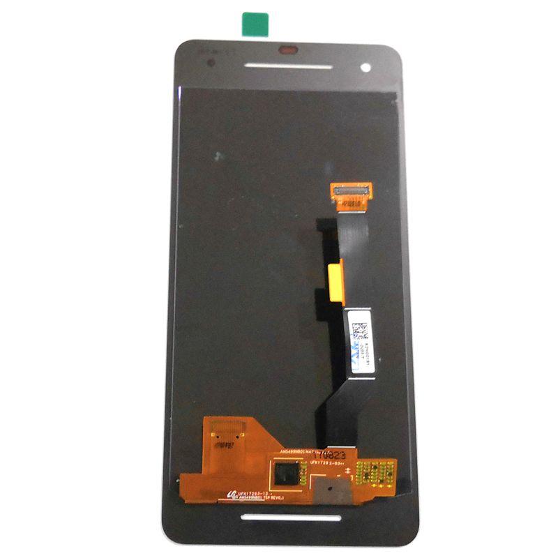 5.0 Amoled For Htc Google Pixel 2 Lcd Screen Display+Touch Glass DIgitizer Assembly Repair nexus pixel2 Amoled