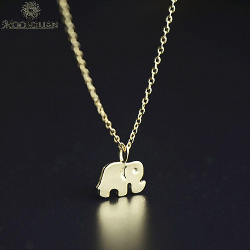 925 ստերլինգ արծաթ Լավ Lucky Elephant - Նուրբ զարդեր - Լուսանկար 4