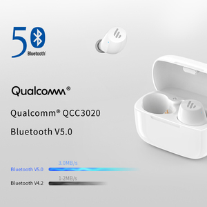 Image 4 - EDIFIER TWS1 מגע בקרת IPX5 מדורג ארגונומי עיצוב Bluetooth V5.0 TWS אוזניות bluetooth אוזניות אלחוטי אוזניות