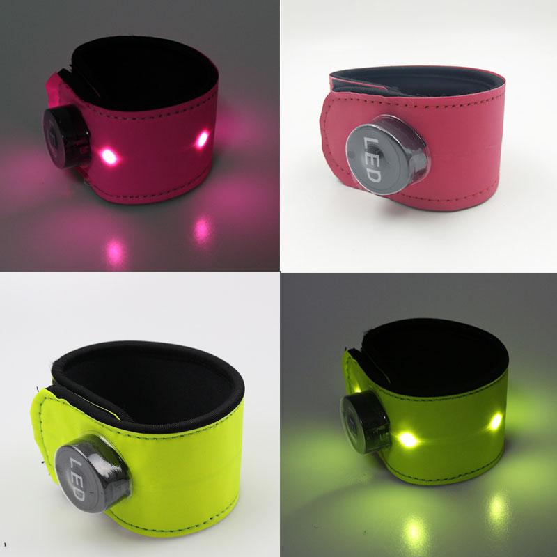1 יחידות הלילה גלוי LED רכיבה חותלות Cheval Paardensport רכיבה רב צבע אופציונלי מרוצי סוסים ציוד S