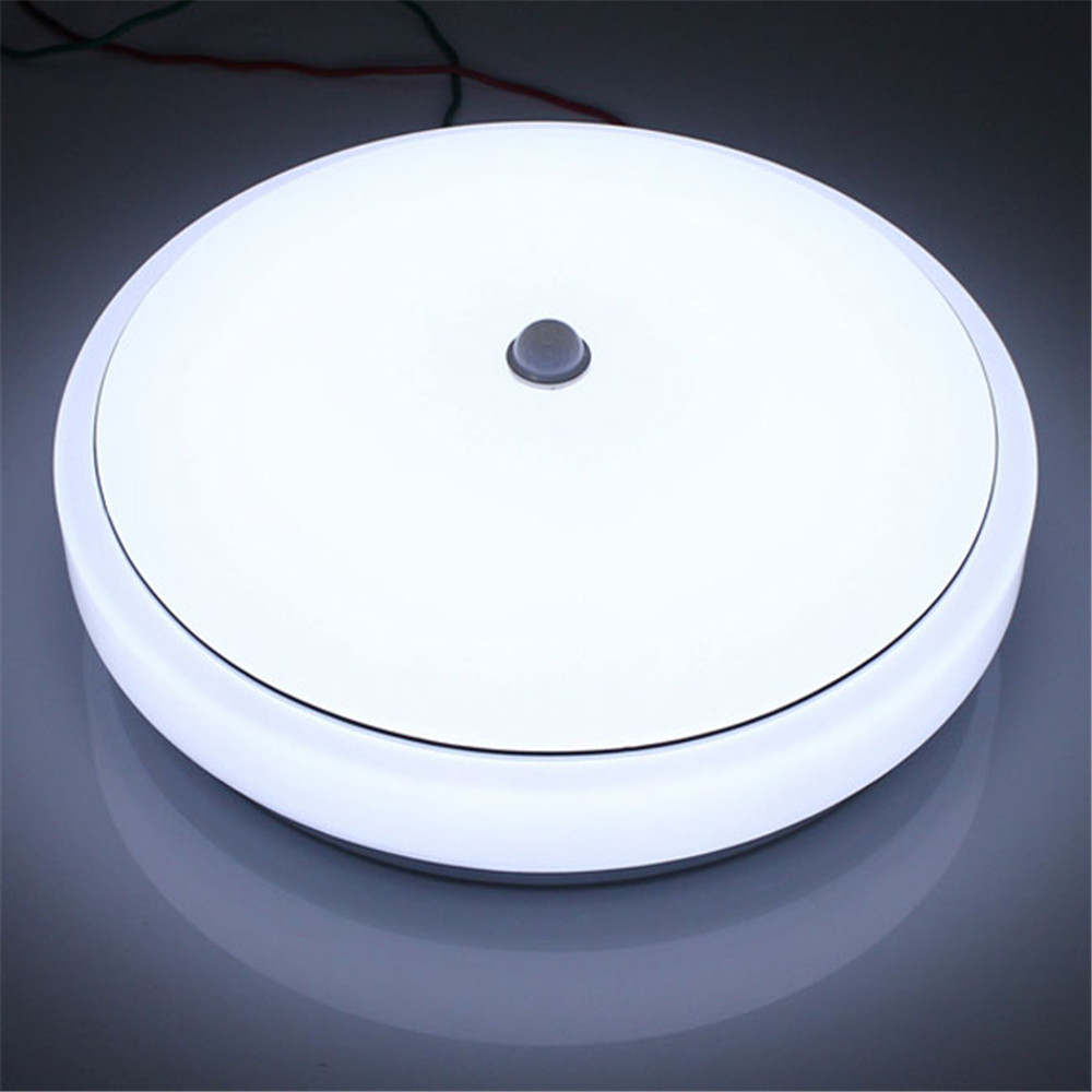 Super bright ceiling lamp household office lighting 12w pir super bright ceiling lamp household office lighting 12w pir infrared motion sensor flush mounted led ceiling light ac110 265v in ceiling lights from mozeypictures Image collections