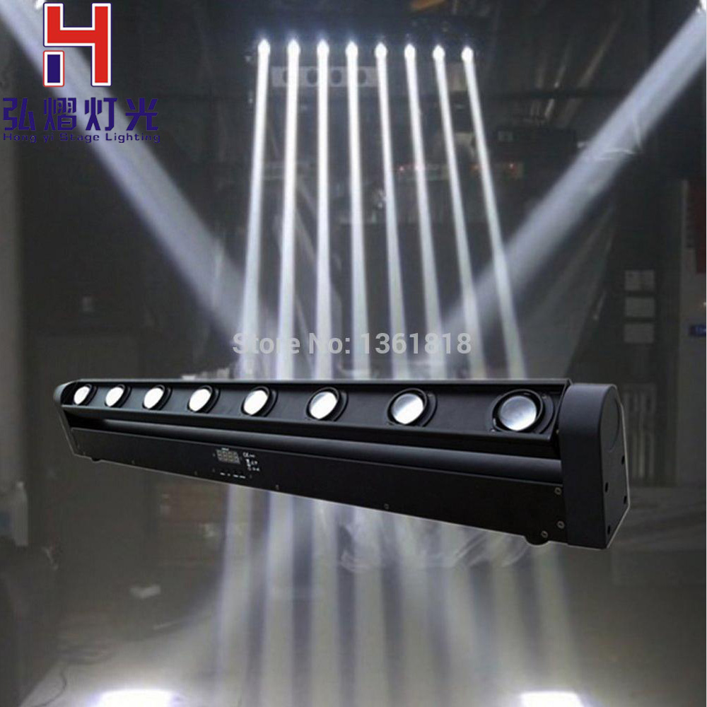 led moving heads beam moving spot light 8*12w rgbw Beam Led DJ Light DMX Moving Head 10/38 DMX Channels For Night Club KTV led dmx mini beam moving head light dj light mobil light 7x12w rgb led beam moving head with 16 channels