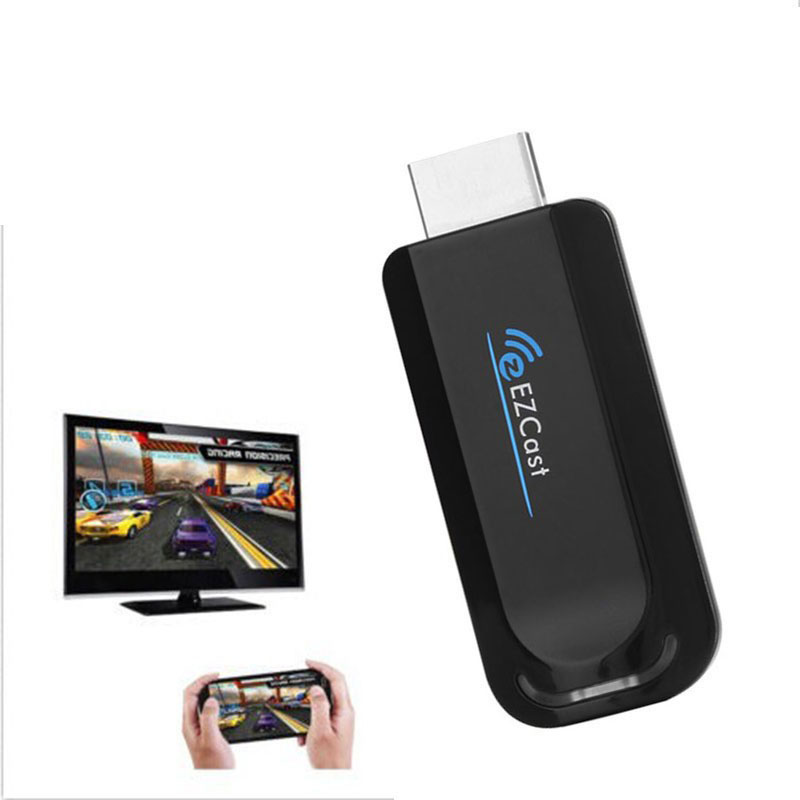 5G Intelligent TV Stick Airplay Miracast DLNA 2 4G 5G Wireless WIFI Dual band Display Dongle