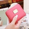 Милый кошелек для дам мини-металлическая застежка-молния монета кошелек маленький женщины кошелек детский кошелек bolsa de moeda монеты мешок monedero гато
