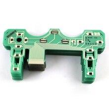 10ピース50ピース100ピース回路基板pcbリボン用ソニー用ps2 hコントローラー導電性フィルムキーパッドフレックスケーブルSA1Q43 A
