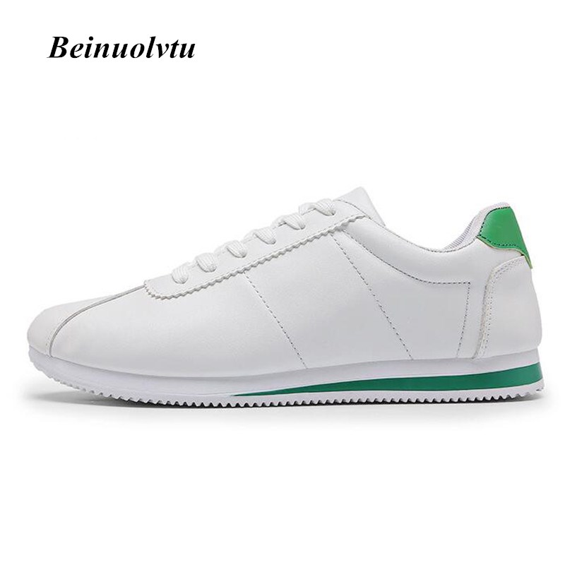 2017 Outdoor Sneakers Men Running Shoes Breathable Sports shoes for Men Light Trainers Sneakers White