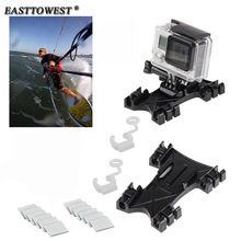 Easttowest Go Pro крепление кайт Сёрфинг Вейкборд комплект незапотевающий Подставки для Go Pro Hero 6 5 4 Xiaomi Yi действие Камера SJCAM SJ4000