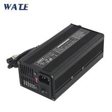 67,2 в 5A зарядное устройство 60 в 5A li-ion зарядное устройство 110 В/220 В 50-60 Гц для 16 S 60 В литиевая батарея пакет быстрое зарядное устройство